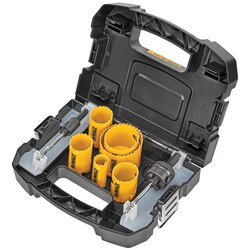 DEWALT - 9 Pc Electricians Hole Saw Kit - D180002