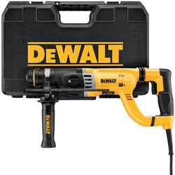 DEWALT - 118 DHandle SDS Hammer Kit - D25263K