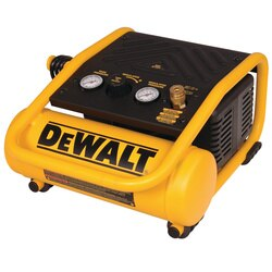 DEWALT - 1 Gallon 135 PSI Max Trim Compressor - D55140