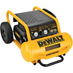 DEWALT - 16 HP Continuous 225 PSI 45 Gallon Compressor - D55146