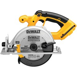 DEWALT - 612 165mm 18V Cordless Circular Saw Tool Only - DC390B