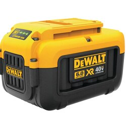 DEWALT - 40V MAX Premium XR Lithium Ion Battery Pack 60Ah - DCB406