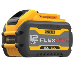 DEWALT - FLEXVOLT 20V60V MAX 120 Ah Battery - DCB612