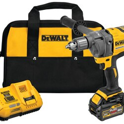 DEWALT - 60V MAX MIXERDRILL WITH ECLUTCH SYSTEM KIT - DCD130T1