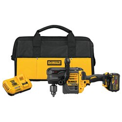 DEWALT - FLEXVOLT 60V MAX VSR Stud and Joist Drill Kit with EClutch System 1 Battery Kit - DCD460T1