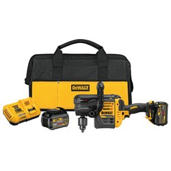 DEWALT - FLEXVOLT 60V MAX VSR Stud and Joist Drill Kit with EClutch System 2 Battery Kit - DCD460T2