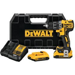 DEWALT - 20V MAX XR Tool Connect Compact DrillDriver Kit - DCD792D2