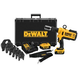 DEWALT - 20V MAX Cordless Press Tool with Jaws - DCE200M2K