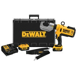 DEWALT - 20V MAX DIED CABLE CRIMPING TOOL KIT - DCE300M2