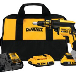 DEWALT - 20V MAX XR Brushless Drywall Screwgun Kit - DCF620D2