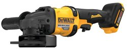 DEWALT - FLEXVOLT 60V MAX Brushless 412 in  6 in Cordless Grinder with Kickback Brake Tool Only - DCG418B