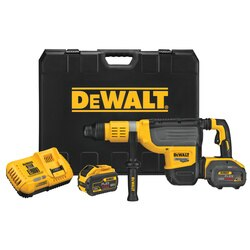 DEWALT - 60V MAX 2 in Brushless Cordless SDS MAX Combination Rotary Hammer Kit - DCH773Y2