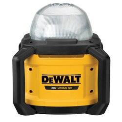 DEWALT - Tool Connect 20V MAX AllPurpose Cordless Work Light Tool Only - DCL074