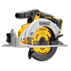 DEWALT - 20V MAX 612 in Brushless Cordless Circular Saw Tool Only - DCS565B