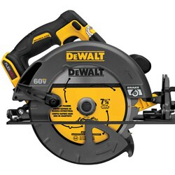 DEWALT - FLEXVOLT 60V MAX 714 in CIRCULAR SAW wBrake Tool Only - DCS575B
