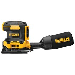 DEWALT - 20V MAX XR Brushless Cordless 14 Sheet Variable Speed Sander Tool Only - DCW200B