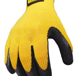 DEWALT - Texture Rubber Coated Gripper Glove - DPG70