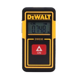 DEWALT - 30 FT Pocket Laser Distance Measurer - DW030PL