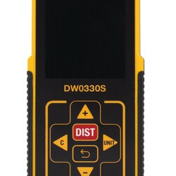 DEWALT - Tool Connect 330 ft Laser Distance Measurer - DW0330S