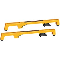 DEWALT - Rolling table saw stand mounting brackets - DW0744RS