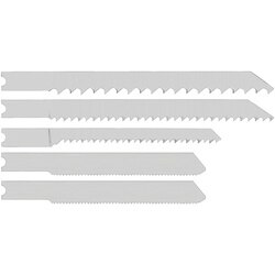 DEWALT - 15 Pc UShank Jig Saw Blade Set - DW3798