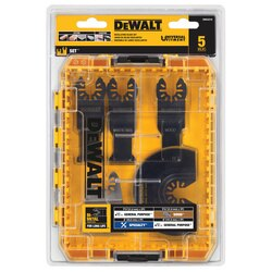 DEWALT - Oscillating 5Pc set - DWA4216
