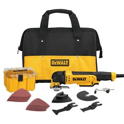DEWALT - Oscillating MultiTool Kit - DWE315K