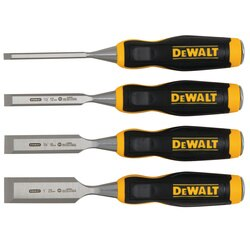 DEWALT - 4 pc Wood Chisel Set - DWHT16063