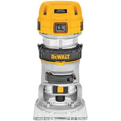 DEWALT - 114 HP Max Torque Variable Speed Compact Router - DWP611