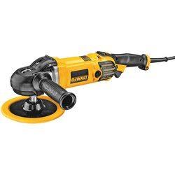 DEWALT - 7  9 Variable Speed Polisher with Soft Start - DWP849X