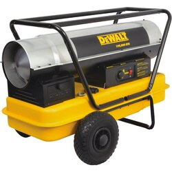 DEWALT - 190000 BTUHR Forced Air Kerosene Construction Heater - DXH190HD
