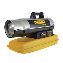 DEWALT - 75000 BTUHR Forced Air Kerosene Construction Heater - DXH75KT