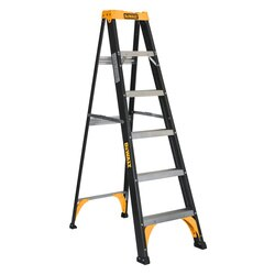 DEWALT - 6ft Fiberglass 225lb Type II Step Ladder - DXL3210-06
