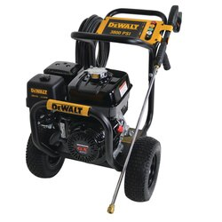 DEWALT - 3800 PSI at 35 GPM HONDA with AAA Triplex Plunger Pump Cold Water Professional Gas Pressure Washer - DXPW3835
