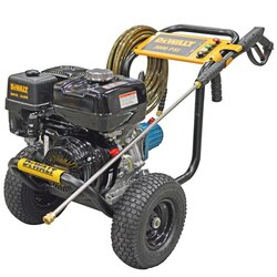 DEWALT - 3800 PSI at 35 GPM HONDA with CAT Triplex Plunger Pump Cold Water Professional Gas Pressure Washer - DXPW60604