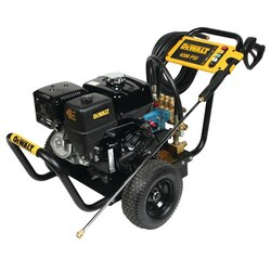 DEWALT - 4200 PSI at 40 GPM HONDA  with CAT Triplex Plunger Pump Cold Water Professional Gas Pressure Washer - DXPW60606