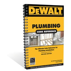 DEWALT - Plumbing Code Reference 2nd Edition Based on the International Plumbing Code - DXRG57662