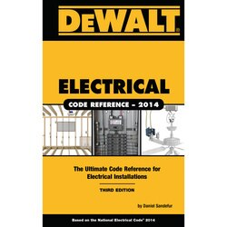 DEWALT - Electrical Code Reference Based on the NEC 2014 - DXRG95053